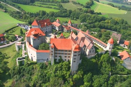 Burg Harburg / Schloss Harburg